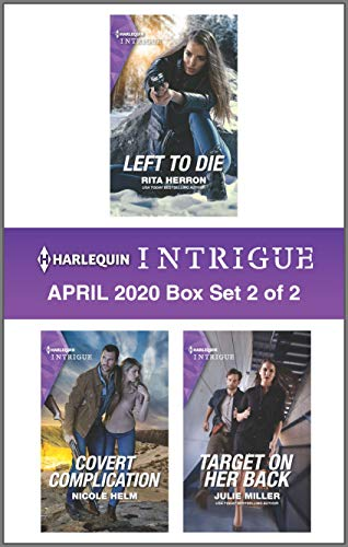 Harlequin Intrigue April 2020 - Box Set 2 of 2 Rita Herron , Nicole Helm, et al.