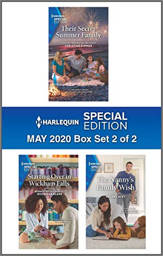Harlequin Special Edition May 2020 - Box Set 2 of 2  Christine Rimmer , Rochelle Alers, et al.