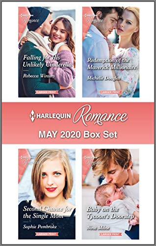 Harlequin Romance May 2020 Box Set  Rebecca Winters, Michelle Douglas, et al.