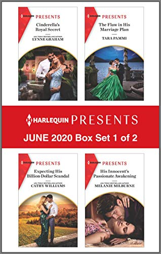 Harlequin Presents - June 2020 - Box Set 1 of 2 (Once Upon a Temptation)  Lynne Graham, Cathy Williams, et al.