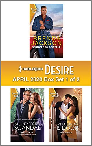 Harlequin Desire April 2020 - Box Set 1 of 2 Brenda Jackson, Jules Bennett , et al.