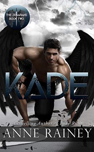Kade (Zenarians Book 2)  Anne Rainey