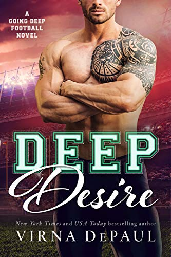 Deep Desire (Going Deep Book 4) Virna DePaul
