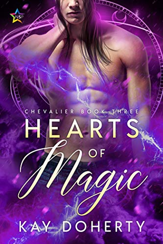 Hearts of Magic (Chevalier Book 3) Kay Doherty