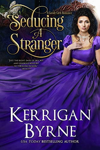 A Dark and Stormy Knight (Victorian Rebels Book 7)  Kerrigan Byrne