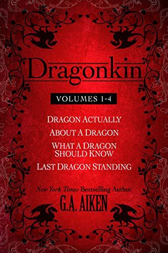 Dragonkin Bundle Books 1-4 (Dragon Kin)  G.A. Aiken