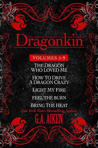 Dragonkin Bundle Books 5-9 (Dragon Kin)  G.A. Aiken