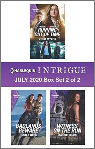 Harlequin Intrigue July 2020 - Box Set 2 of 2  Cindi Myers, Nicole Helm , et al.