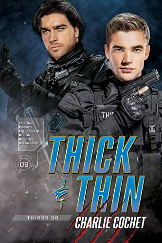 Thick & Thin (THIRDS Book 8) Charlie Cochet
