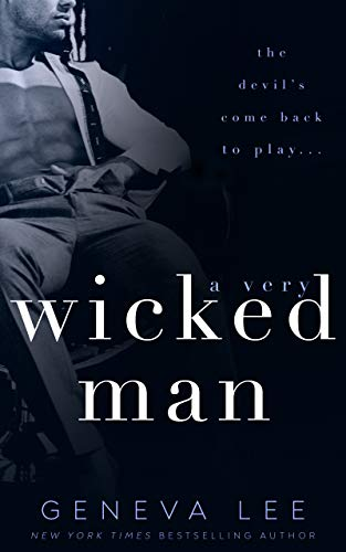 A Very Wicked Man (Rivals Book 1)  Geneva Lee