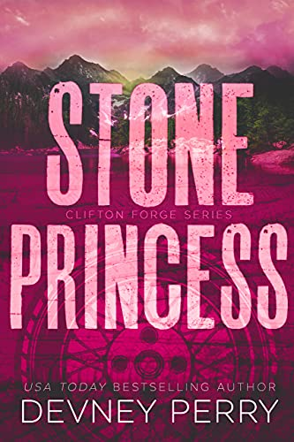 Stone Princess (Tin Gypsy Book 3)  Devney Perry