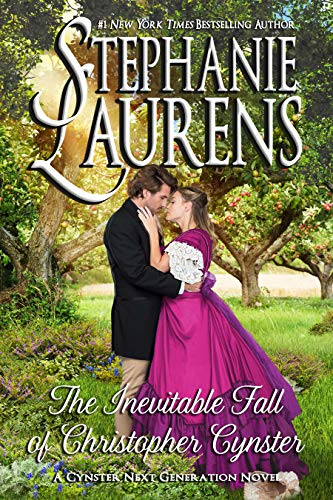 The Inevitable Fall of Christopher Cynster (Cynsters Next Generation Series Book 8)  Stephanie Laurens