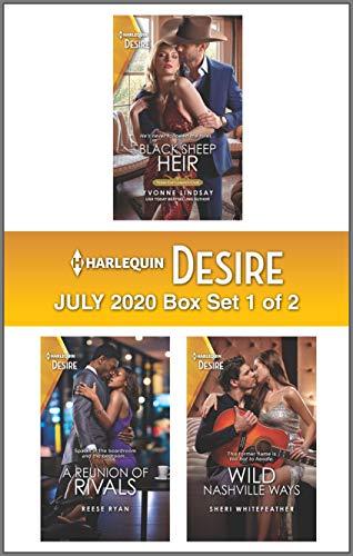 Harlequin Desire July 2020 - Box Set 1 of 2  Yvonne Lindsay , Reese Ryan, et al.