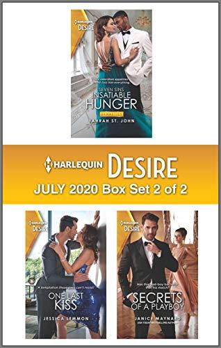 Harlequin Desire July 2020 - Box Set 2 of 2 Yahrah St. John, Jessica Lemmon , et al.