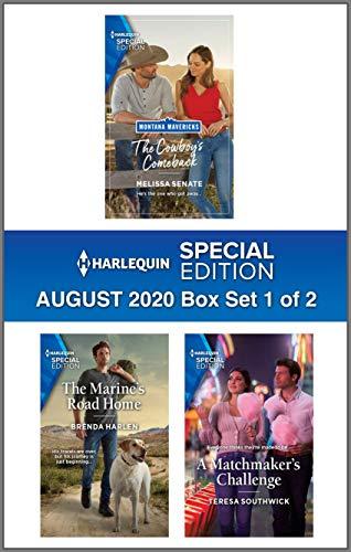 Harlequin Special Edition August 2020 - Box Set 1 of 2 Teresa Southwick, Melissa Senate , et al.
