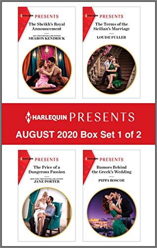 Harlequin Presents - August 2020 - Box Set 1 of 2 Sharon Kendrick , Jane Porter, et al.