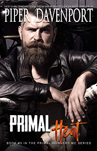 Primal Heat (Primal Howlers MC Book 3) Piper Davenport