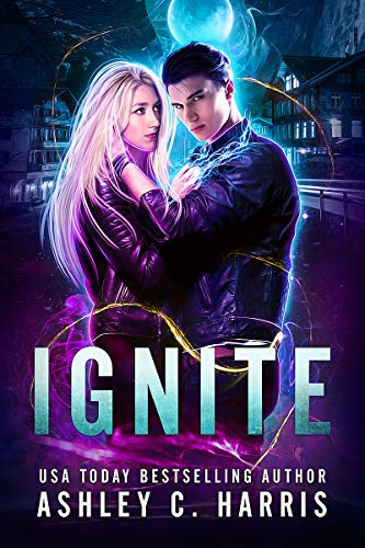 Ignite (Shock Me Book 4) Ashley C. Harris