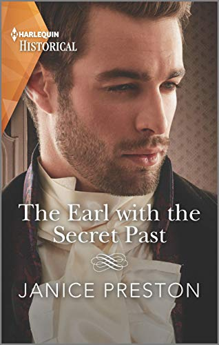 The Earl with the Secret Past (Harlequin Historical)  Janice Preston