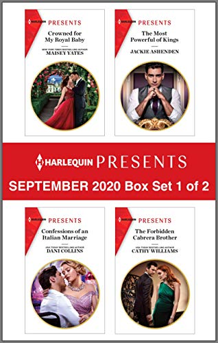Harlequin Presents - September 2020 - Box Set 1 of 2 Maisey Yates , Dani Collins, et al.