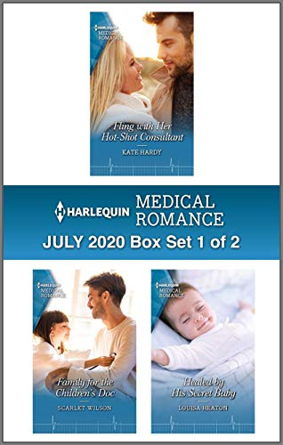 Harlequin Medical Romance July 2020 - Box Set 1 of 2 Scarlet Wilson, Kate Hardy, et al.