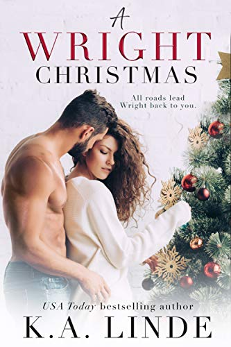 A Wright Christmas: A Single Dad Holiday Romance K.A. Linde