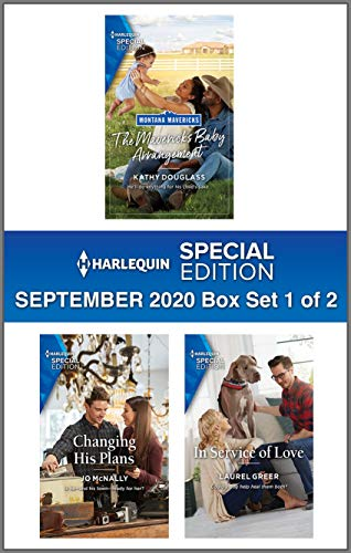 Harlequin Special Edition September 2020 - Box Set 1 of 2 Kathy Douglass , Jo McNally, et al.