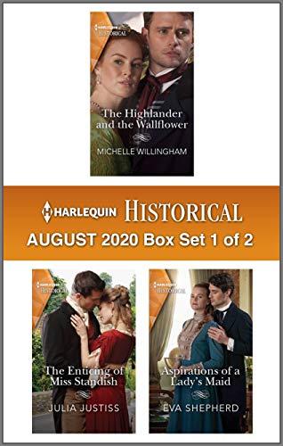 Harlequin Historical August 2020 - Box Set 1 of 2 Michelle Willingham , Julia Justiss, et al.