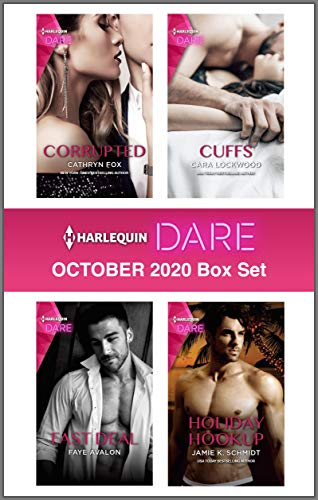 Harlequin Dare October 2020 Box Set Cathryn Fox , Faye Avalon, et al.