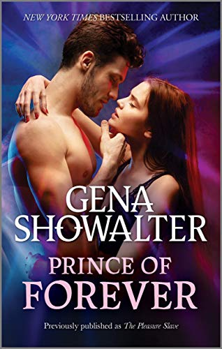 Prince of Forever (Imperia Book 2)- REISSUE  Gena Showalter