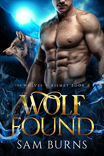 Wolf Found (The Wolves of Kismet Book 2)  Sam Burns