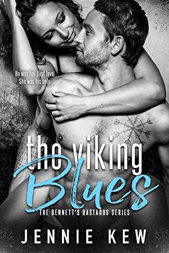 The Viking Blues (The Bennett's Bastards Series Book 4) Jennie Kew