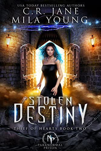 Siren Sacrificed: Paranormal Prison Series C.R. Jane and Mila Young