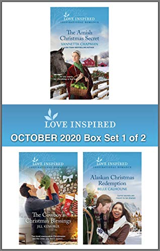 Harlequin Love Inspired October 2020 - Box Set 1 of 2: An Anthology Vannetta Chapman , Jill Kemerer, et al.