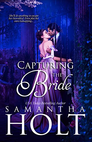 Capturing the Bride (The Kidnap Club Book 1)  Samantha Holt