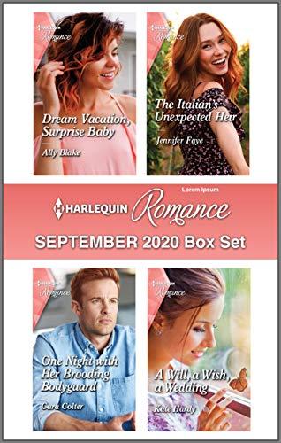 Harlequin Romance September 2020 Box Set Ally Blake, Jennifer Faye , et al.