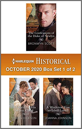 Harlequin Historical October 2020 - Box Set 1 of 2 Bronwyn Scott, Helen Dickson, et al.