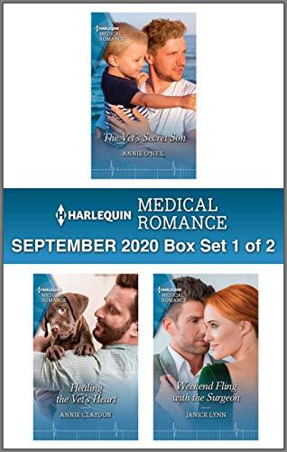 Harlequin Medical Romance September 2020 - Box Set 1 of 2 Annie O'Neil , Annie Claydon, et al.