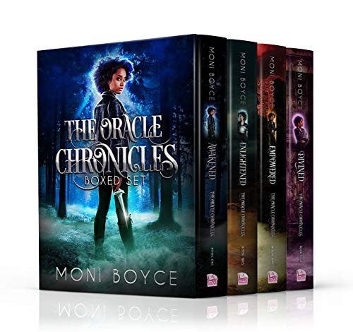 The Oracle Chronicles Boxed Set  Moni Boyce