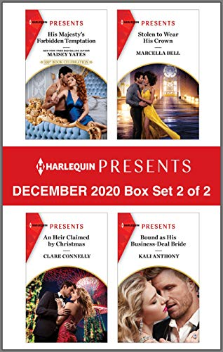 Harlequin Presents - December 2020 - Box Set 2 of 2 Maisey Yates, Clare Connelly, et al.