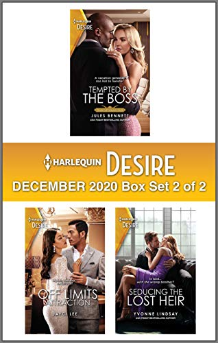 Harlequin Desire December 2020 - Box Set 2 of 2 Jules Bennett , Jayci Lee , et al.