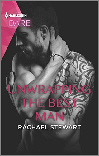 Unwrapping the Best Man: A Hot Holiday Romance Rachael Stewart