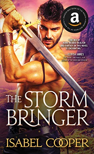 The Stormbringer Isabel Cooper