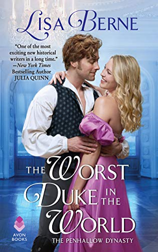 The Worst Duke in the World Lisa Berne