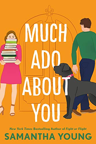 Much Ado About Samantha Young