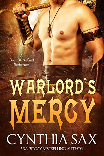 Warlord's Mercy: A SciFi Alien Romance (Chamele Barbarian Warlords Book 5)  Cynthia Sax and Amanda Kelsey