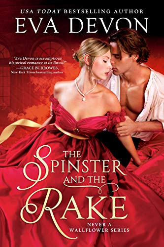 The Spinster and the Rake Eva Devon