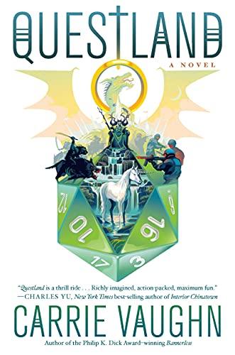 Questland: Author of the Philip K. Dick Award-winning Bannerless Carrie Vaughn
