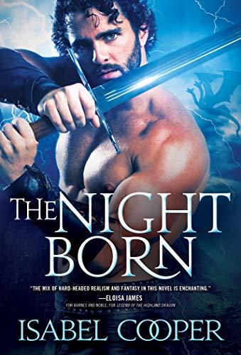 The Nightborn (Stormbringer Book 2) Isabel Cooper