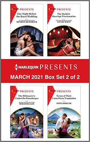 Harlequin Presents - March 2021 - Box Set 2 of 2 Sharon Kendrick, Miranda Lee , et al.